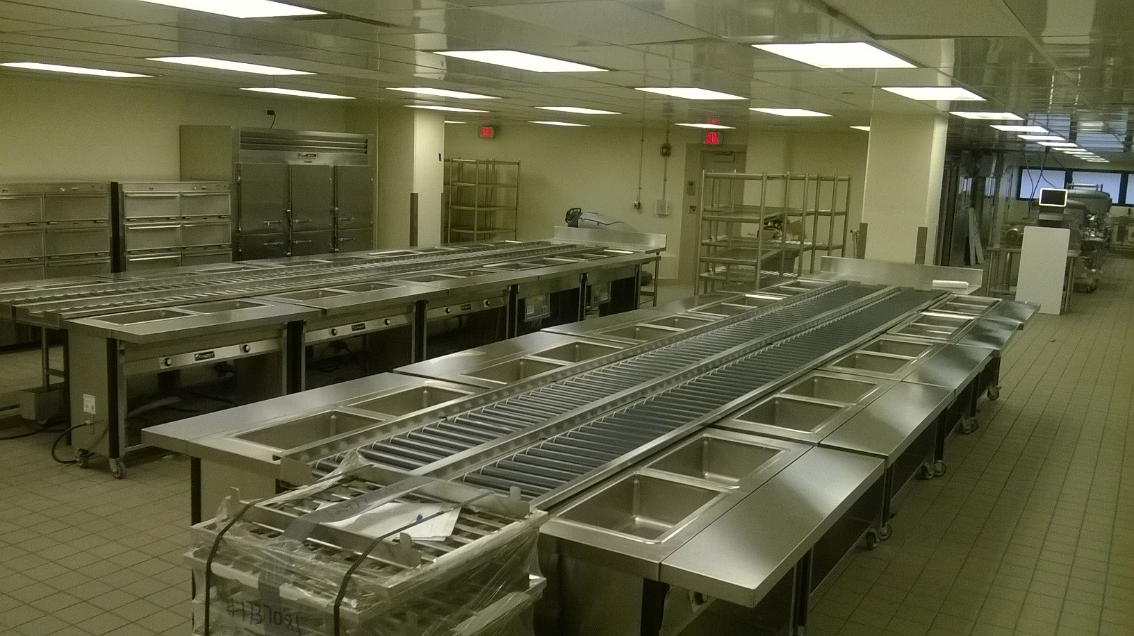 Caddy Corporation Roller Conveyor Series Rcf